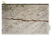 Yellow Rat Snake Carry-all Pouch