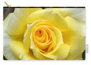 Yellow Rose L Carry-all Pouch