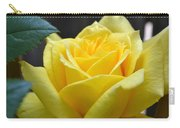 Yellow Rose Ll Carry-all Pouch