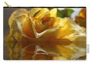 Yellow Rose Wet And Dry Carry-all Pouch