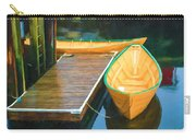 Yellow Rowboats Carry-all Pouch