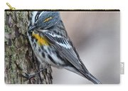 Yellow-rump Warbler Carry-all Pouch