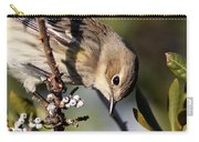 Yellow-rumped Warbler - Precious Carry-all Pouch