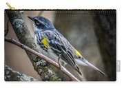 Yellow Rumped Warbler Carry-all Pouch