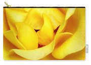 Yellow Sapphire Rose Palm Springs Carry-all Pouch
