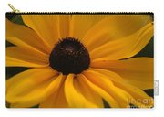Yellow Silk Carry-all Pouch