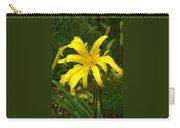 Yellow Spider Lily 21 Carry-all Pouch