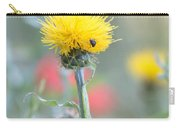 Yellow Star-thistle Carry-all Pouch