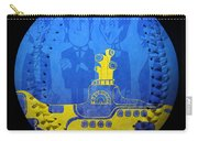 Yellow Submarine Baseball Square Carry-all Pouch