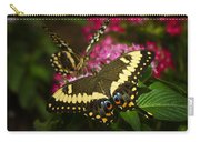 Yellow Swallowtail Butterflies  Carry-all Pouch