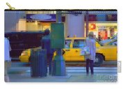 Yellow Taxi Carry-all Pouch
