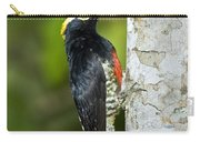 Yellow-tufted Woodpecker Carry-all Pouch