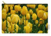 Yellow Tulip Sea Carry-all Pouch
