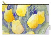 Yellow Tulips 1 Carry-all Pouch