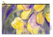 Yellow Tulips 3 Carry-all Pouch