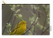 Yellow Warbler -1 Carry-all Pouch