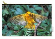 Yellow Warbler Dendroica Petechia Carry-all Pouch