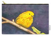 Yellow Warbler II Carry-all Pouch