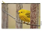 Yellow Warbler Pictures 90 Carry-all Pouch