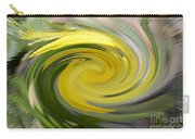 Yellow Whirlpool Carry-all Pouch