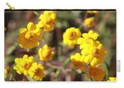 Yellow Wild Flowers Carry-all Pouch