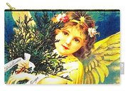 Yellow Wings Carry-all Pouch