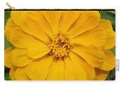 Yellow Zinnia Carry-all Pouch
