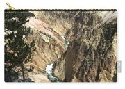 Yellowstone Canyon Carry-all Pouch