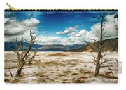 Yellowstone Deposits Carry-all Pouch