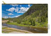 Yellowstone Gibbon River Carry-all Pouch