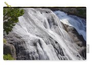 Yellowstone Gibbon Falls Carry-all Pouch
