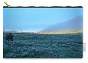 Yellowstone Morning Carry-all Pouch