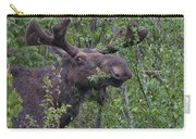 Yellowstone Munching Moose Carry-all Pouch