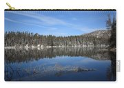 Yellowstone National Park - Mountain Lake Carry-all Pouch