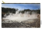 Yellowstone National Park - Mud Pots Carry-all Pouch