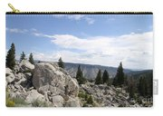 Yellowstone N P Landscape Carry-all Pouch