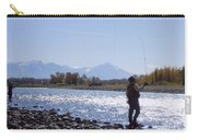 Yellowstone River Fly Fishing Carry-all Pouch