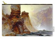 Yellowstone Tower Falls Carry-all Pouch
