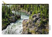 Yellowstone - Upper Falls Carry-all Pouch
