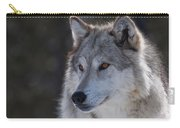 Yellowstone Wolf Carry-all Pouch