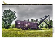 Yesteryear - Hdr Look Carry-all Pouch
