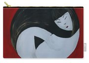 Yin Yang Maternity Carry-all Pouch