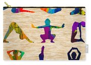 Yoga Poses Carry-all Pouch