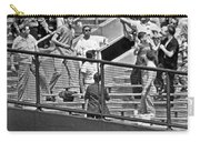 Yogi Berra Home Run Carry-all Pouch by Underwood Archives