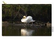 Yogi Swan Carry-all Pouch