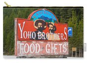 Yoho Brothers Carry-all Pouch