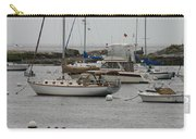 York Harbor Maine Carry-all Pouch