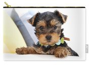 Yorkshire Terrier Puppy Carry-all Pouch