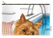 Yorkshire Terrier - This Is The Life Carry-all Pouch