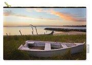 Yorktown Beach Sunset Carry-all Pouch